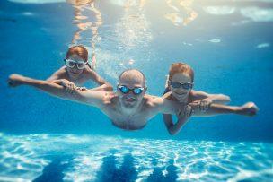 Schwimmen mit Hämophilie A